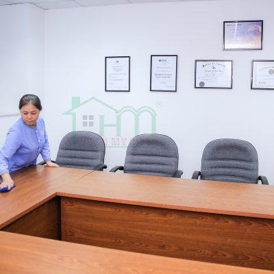 Công ty Hoàn Mỹ Clean cung cấp nhân viên tạp vụ văn phòng