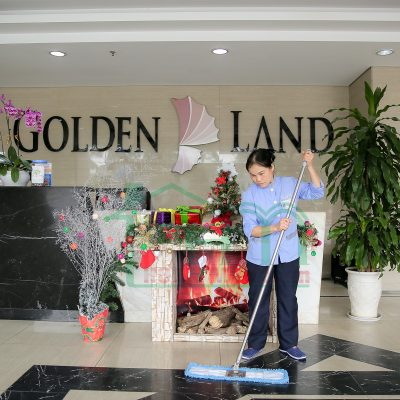 Dịch vụ vệ sinh trọn gói của công ty Hoàn Mỹ Clean