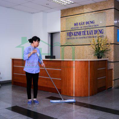 Giới thiệu công ty vệ sinh Hoàn Mỹ Clean