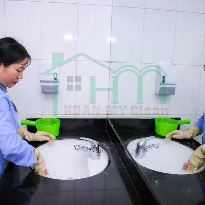 Công ty vệ sinh HOÀN MỸ – Người bạn thân thiết của mọi gia đình