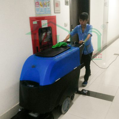 Công ty Hoàn Mỹ Clean cung cấp dịch vụ đánh bóng sàn đá