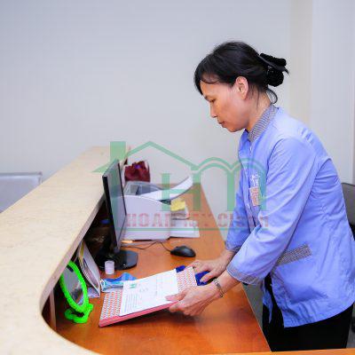 Hoàn Mỹ Clean cung cấp dịch vụ làm sạch chuyên nghiệp