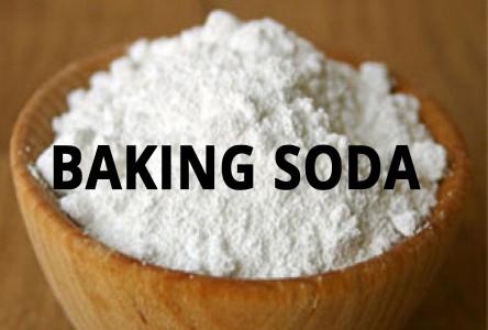 Vệ sinh bằng Banking Soda