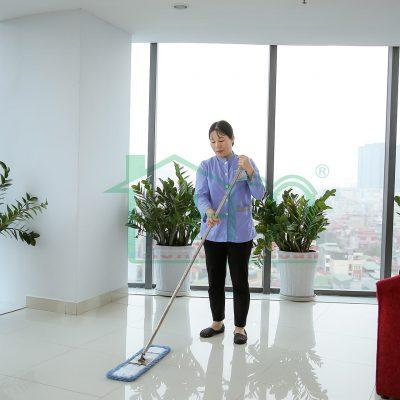 Công ty dịch vụ vệ sinh Hoàn Mỹ cung cấp dịch vụ tạp vụ, tạp vụ theo giờ.