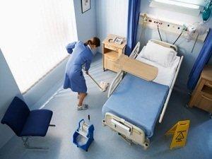 Dịch vụ vệ sinh bệnh viện của công ty Hoàn Mỹ Clean