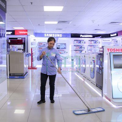 Cung ứng dịch vụ tạp vụtại Hà Nội