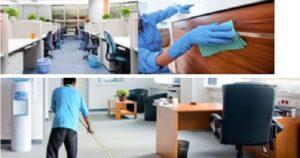 dịch vụ tạp vụ văn phòng công ty